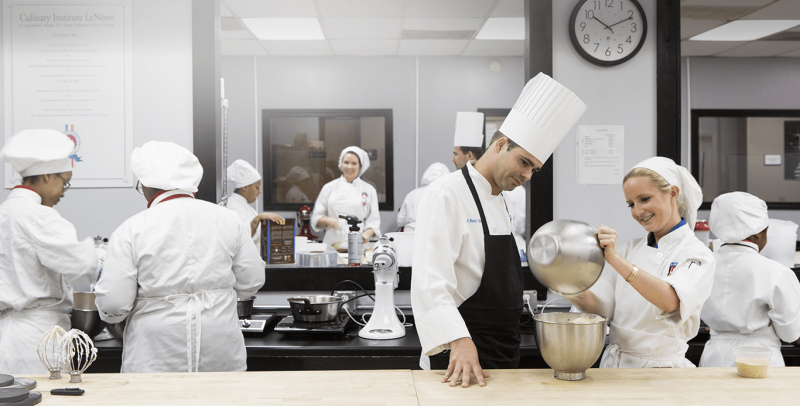 art institute culinary program
