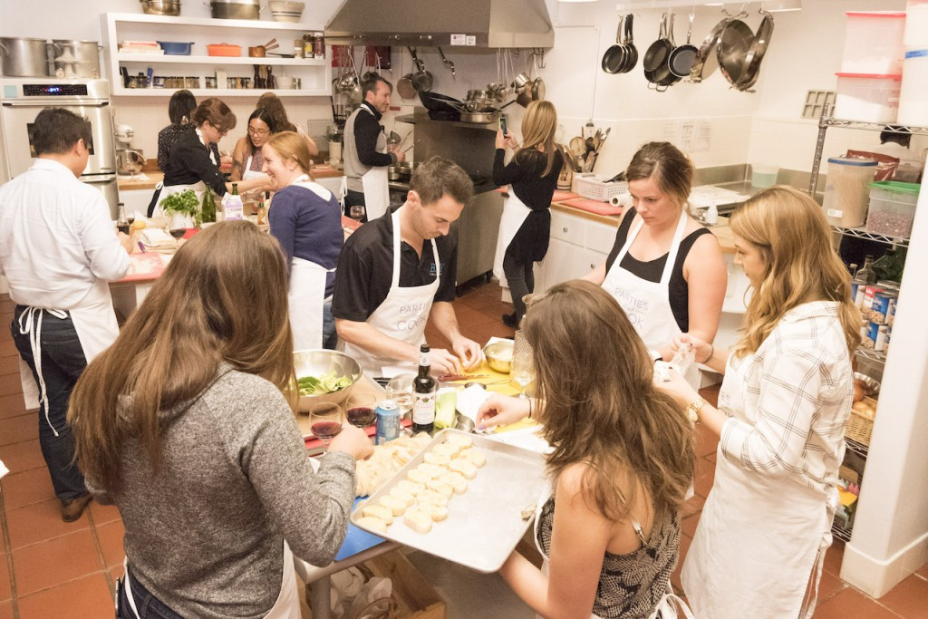 Parties That Cook Cooking Class Chicago