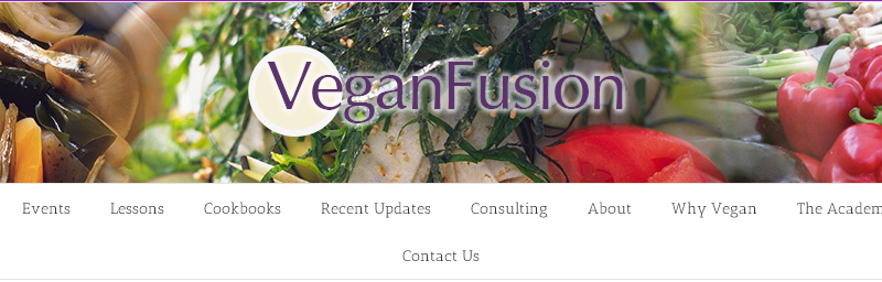 VEGAN FUSION cooking