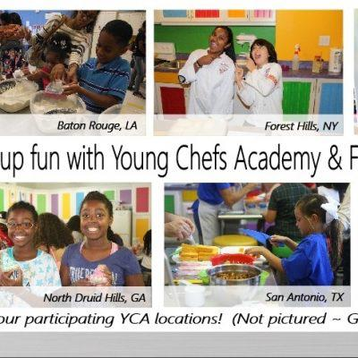 Young Chefs Academy, Kids Culinary in Richmond VA