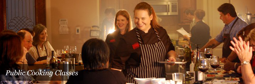 Well Done Cooking Classes Houston, TX