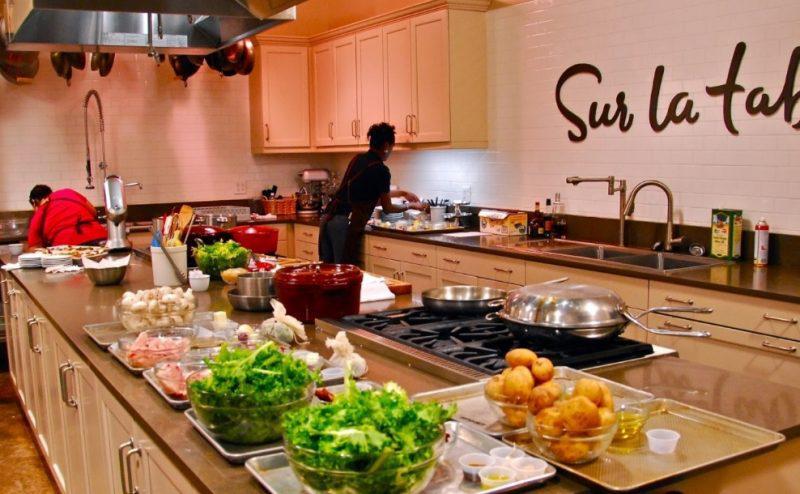 Charmant Culinary Schools