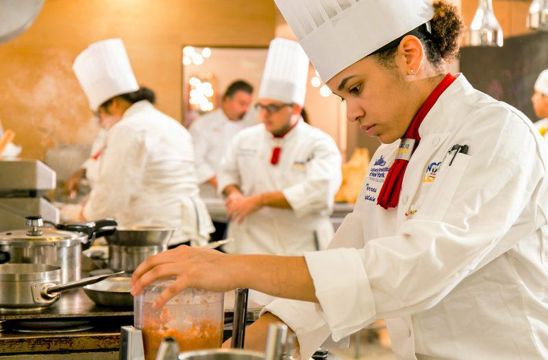 culinary arts colleges and universities